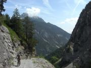 Tegestal-Aufstieg